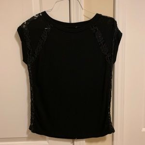 Women Black Top